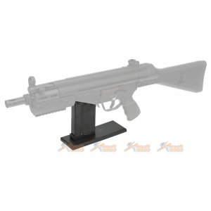 magazine display stand marui king arms g3 aeg black