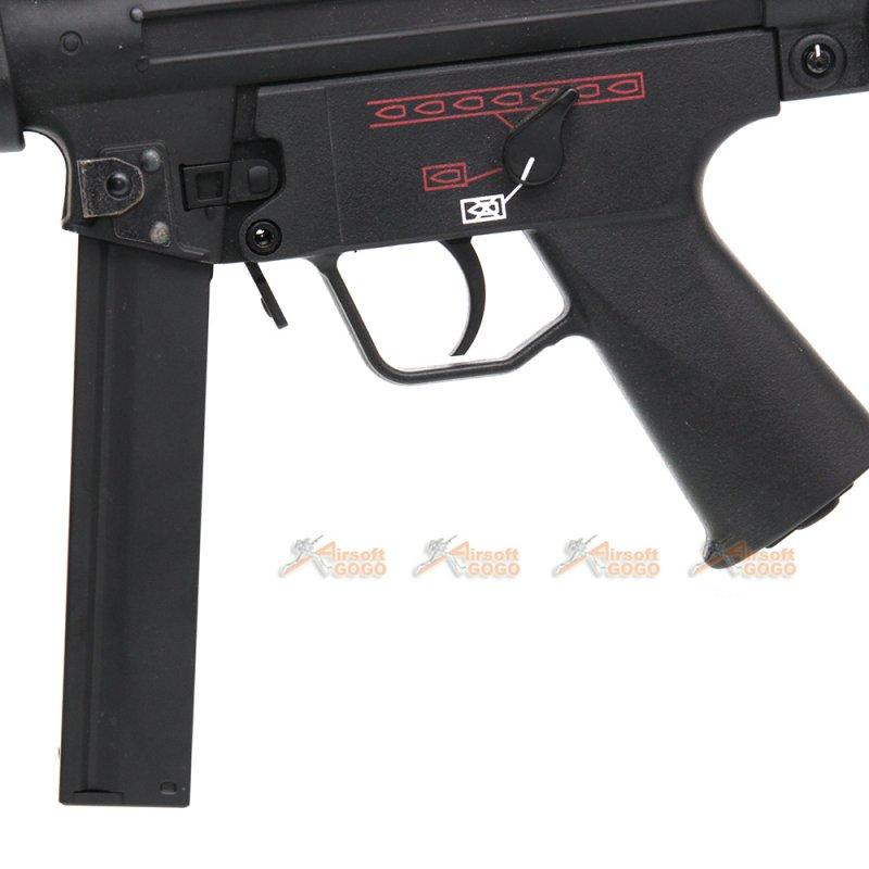 Airsoft 3pcs 110rd Straight Mid-Cap Magazine for CYMA G/&P JG Tokyo Marui MP5 AEG