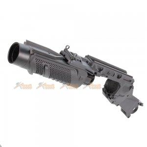eglm fast side loading 40mm scar grenade launcher