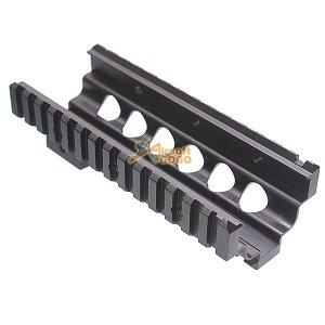 aluminum m249 aeg low rail set classic army ca249 a&k g&p m249