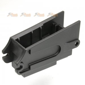 magwell conversion kit g36 airsoft aeg use m4 m16 magazine black