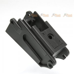 Magwell Conversion Kit for G36 Airsoft AEG to use M4 / M16 Magazine (Black)