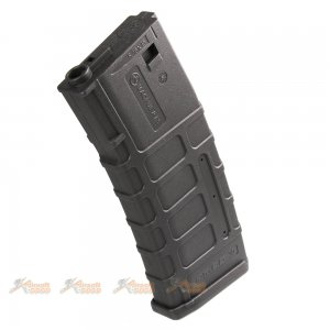 MAGPUL PTS 75rd Green Label PMAG Magazine for M4 / M16 / HK416  (Black)