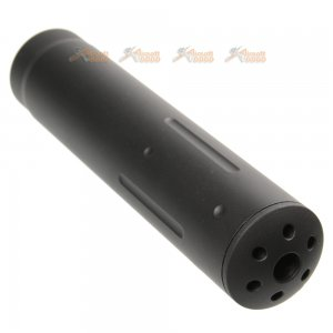 aps metal 155mm raptor silencer 14mm ccw black