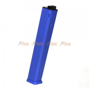 120rds Mid-Cap Magazine for Classic Army Nemesis X9 & G&G ARP9 Series Airsoft AEG (Blue)
