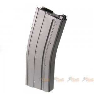 50rds Magazine for Jing Gong / AGM / WA M4 GBBR and G&P WOC M4 GBBR (Black)