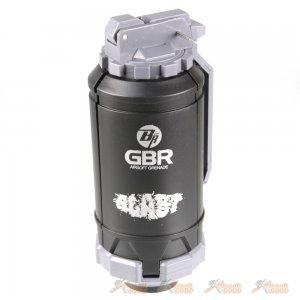 GBR Airsoft Spring Grenade (Black)