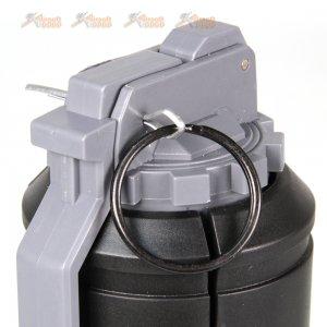 gbr airsoft spring grenade black