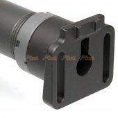 m4 buffer tuber buffer tuber lock adapter ares vz58 aeg black