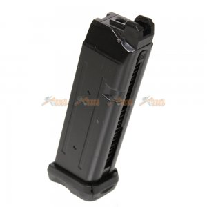 APS Metal 23rds CO2 Magazine for APS ACP Series Airsoft GBB (Black)