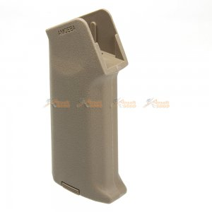 ares high torque slim aeg long shaft motor grip m4 airsoft aeg type b de