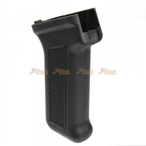 high torque slim aeg motor grip ak airsoft aeg black