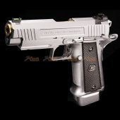 EMG SAI 4.3 Gas Blowback Pistols (Silver)