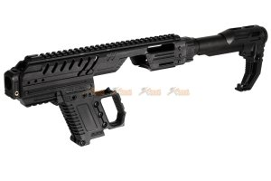 SLONG MPG Carbine Kit w/ G-KRISS XI For GLOCK Series GBB Pistol