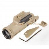 Tactical XH15 Polymer LED Weapon Light (DE)