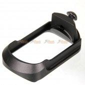 5KU Lightweight Compact Magwell for Marui G17,G18c / VFC G19 GBB (Black)