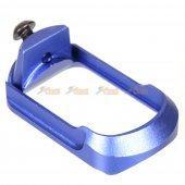 5KU Lightweight Compact Magwell for Marui G17,G18c / VFC G19 GBB (Blue)