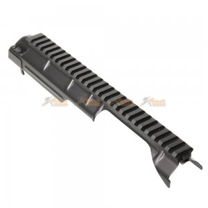 Metal Rail Top Cove for CYMA SVD Airsoft AEG (Black)