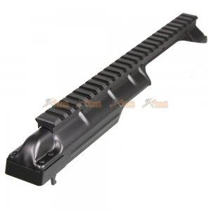 metal rail tp cove cyma svd airsoft aeg black