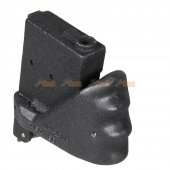 AK Magazine Adapter for Marui M4 Airsoft AEG (Black)