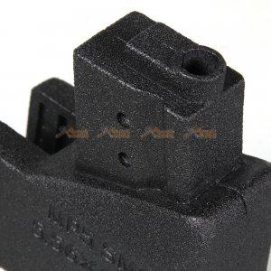 m4 magazine adapter marui mp5 airsoft aeg black