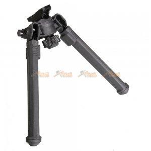 Kublai Bipod for Keymod Handguard (Black)