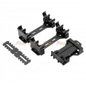 APS 2x Quad-Load Shotshell Caddy System with Belt Loop