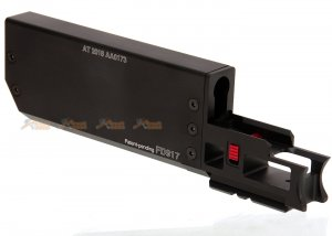 RGW FD917 Dummy Silencer (UG4) for Tokyo Marui G17/ KJ (G17 Gen3) / WE G17 Gen5 GBB