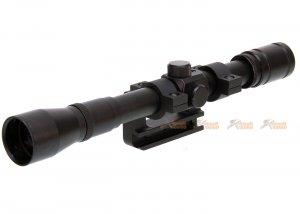 g&g g980 kar 98k long eye relief rifle scope