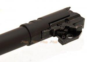 Madbull 235mm Barrel Set for Socom GEAR/WE 1911/MEU (Black)