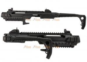 aw custom tactical carbine kit vx serie black