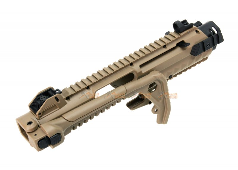 Details about AWC Conversion Kit for Umarex (VFC) Marui WE AW G17 G18C G19  G34 Airsoft GBB TAN