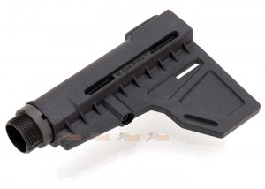 ARES Amoeba Adjstable Stock (Type B) for Ameoba & Ares M4 Series (Black)