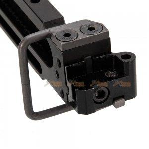 5ku pt1 ak side folding stock cyma ak series aeg black