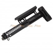 5ku pt1 ak side folding stock e&l ak series aeg black