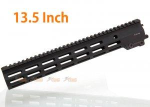Arrow Dynamic Aluminum MK16 M-Lok 13.5 inch Handguard Rail for M4 Airsoft AEG / GBB Series (Black)