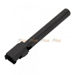 BELL Metal Outer Barrel for BELL G34 Airsoft GBB (Black)