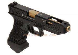 John Wick 2 G34 TTI Combat Master Airsoft Pistol GBB (CNC Aluminum Slide Version)