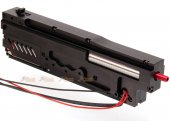 CNC Aluminum Complete Gearbox for A&K / Classic Army M249 Series Airsoft AEG (Black)