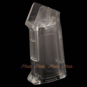 Tactical Grip for M4 Airsoft AEG (Transparent)