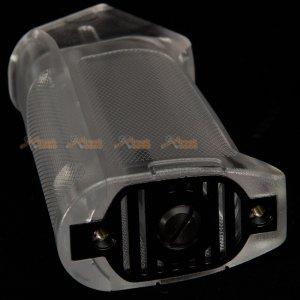 tactical grip m4 airsoft aeg transparent