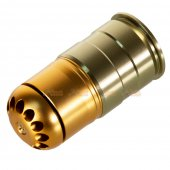 Army Force 64rds 40mm Grenade Shell (Gold)