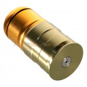 army force 64rds 40mm genade shell gold