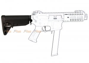 stock 6 position stock tube g&g arp9 arp556 aeg