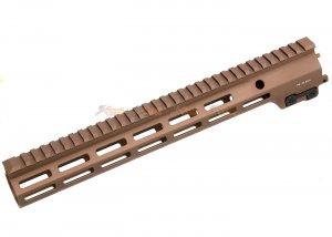 Angry Gun MK16 M-LOK 13.5 Rail SOPMOD Block III ( DDC )