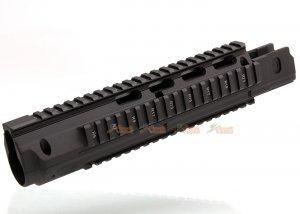 king arms fal ras handguard kit long type black