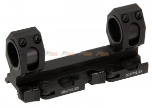 Army Force Tactical 25 / 30mm QD-L01 Extension Scope Mount (Black)