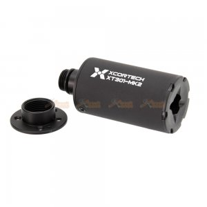 Xcortech XT301 MKII 48mm Compact Tracer (11mm CW / 14mm CCW, Black)
