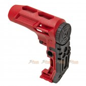 SLONG ANGEL Of Death Stock For M4 AEG / GBB (Red)