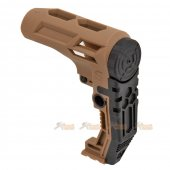 SLONG ANGEL Of Death Stock For M4 AEG / GBB (TAN)